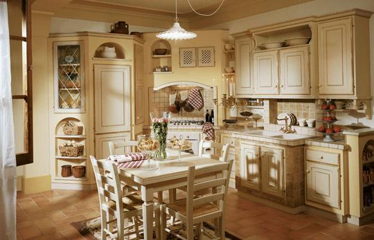 Cucine Country e Cucine in Muratura - Le Cucine dei Mastri