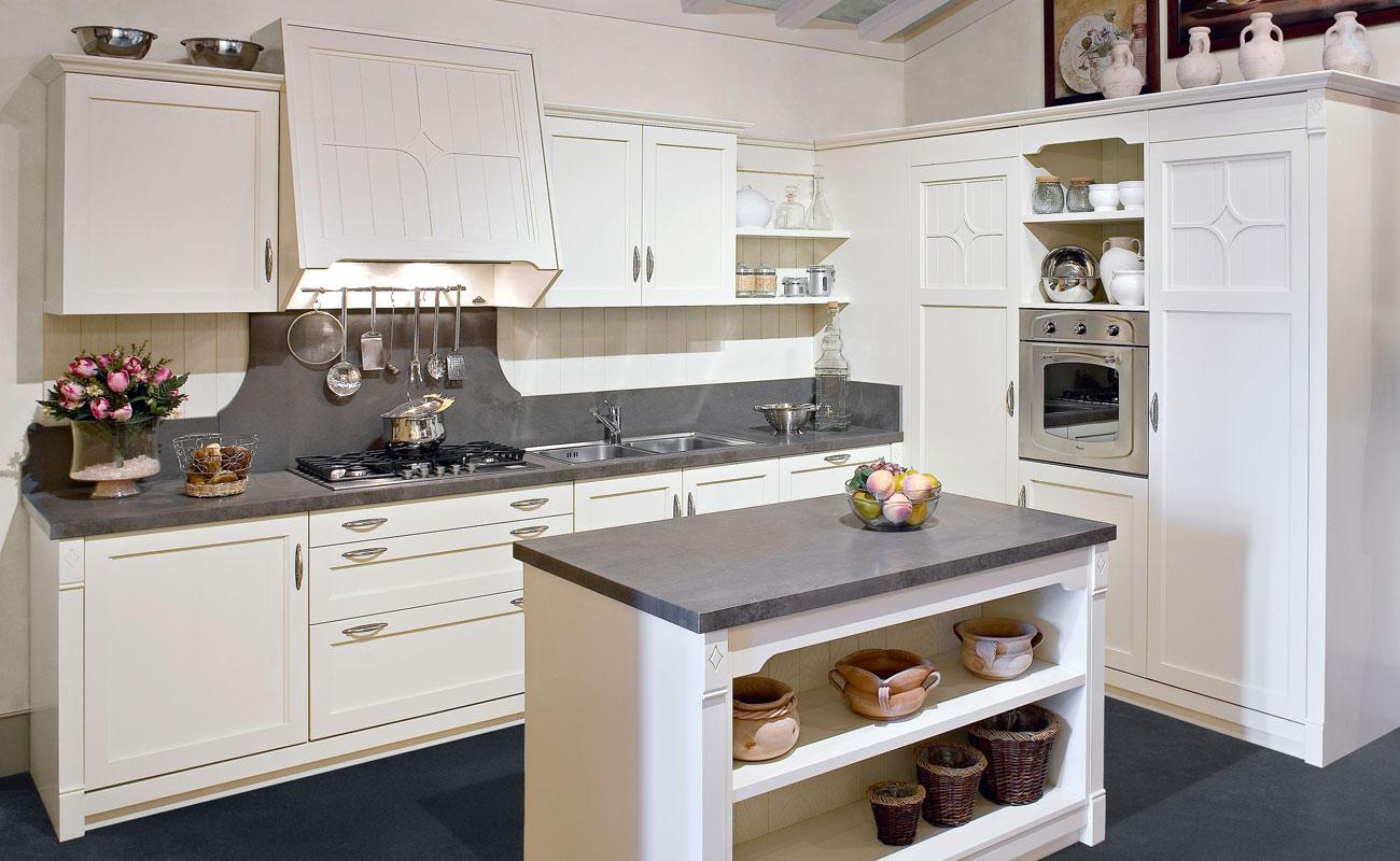 Cucine in Legno - Le Cucine dei Mastri