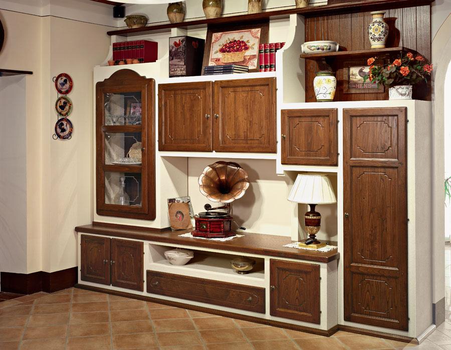 Cucine componibili Country e cucine Rustiche | Le Cucine dei ...