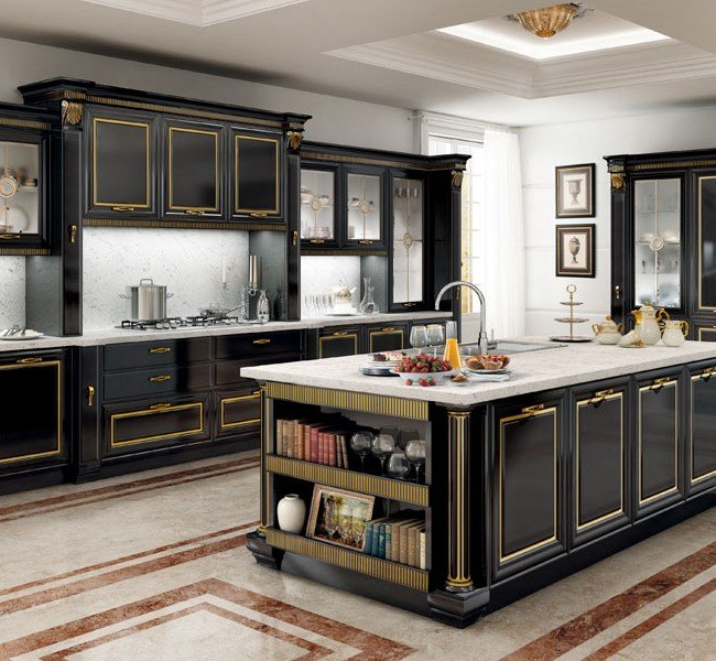 Contemporary kitchens | Le Cucine dei Mastri