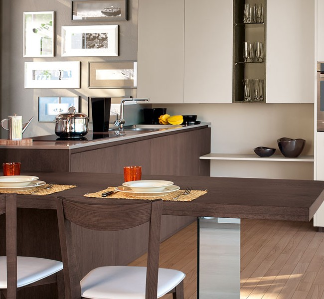 luxury modular kitchens | Le Cucine dei Mastri